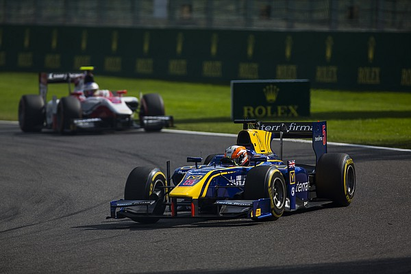 Seven GP2 drivers penalised for early DRS use
