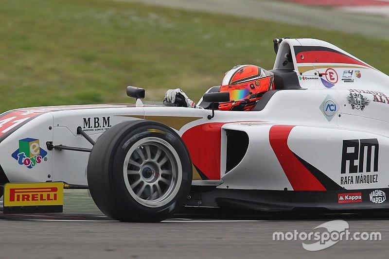 Guzman fenomenale a Misano, gran rimonta e vittoria in Gara 3