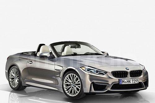 Voici ce que pourrait être la BMW Z5!