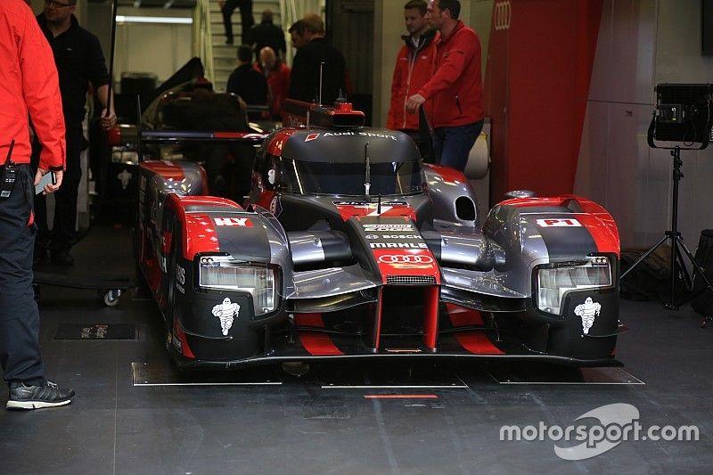 Duval: Audi more optimistic over Le Mans pace than Spa