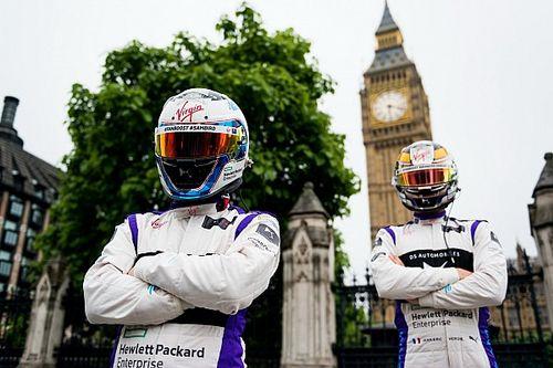 Этапу Формулы Е в Лондоне попробуют найти новую дату. Или новое место