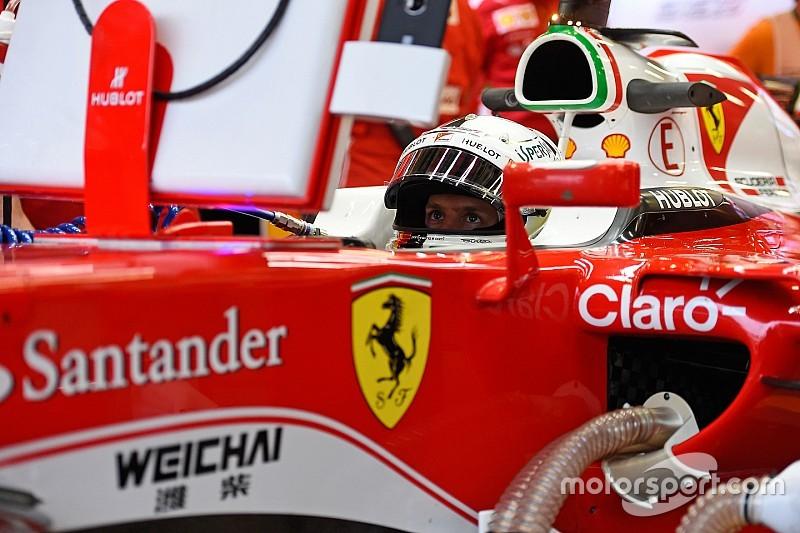 Ferrari Uses Another Engine Token For Austrian Gp
