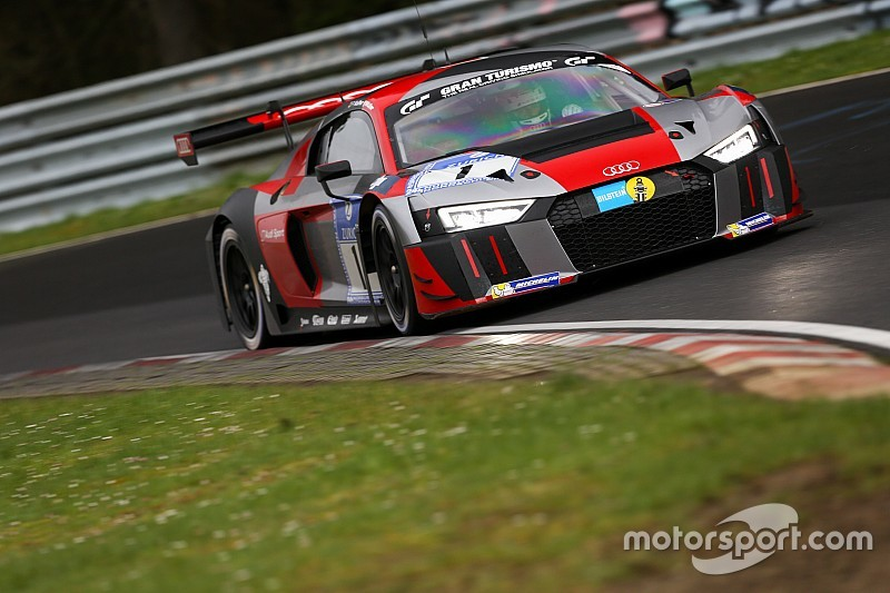 Audi prevails in first qualifying sessions at the Nordschleife