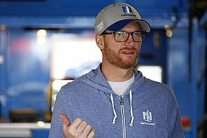 "Dale Jr. on his NASCAR future: ""My intentions are to race"""