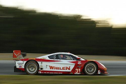 Corvette drivers revel in IMSA's Prototype and GTLM titles