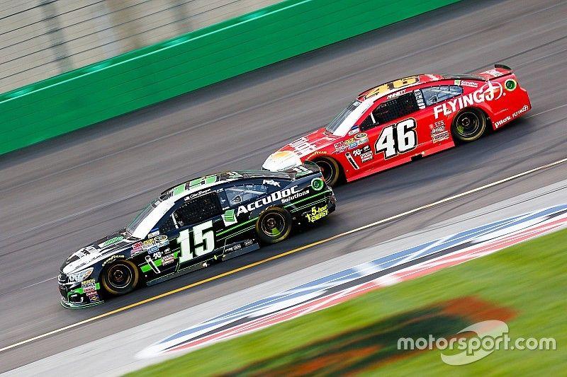 HScott Motorsports will not compete in 2017 NASCAR season