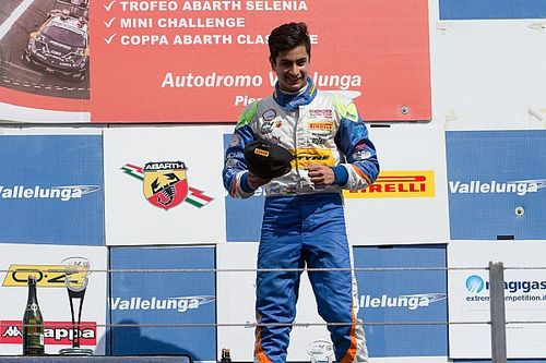 Vallelunga Italian F4: Maini clinches maiden podium and two rookies trophies