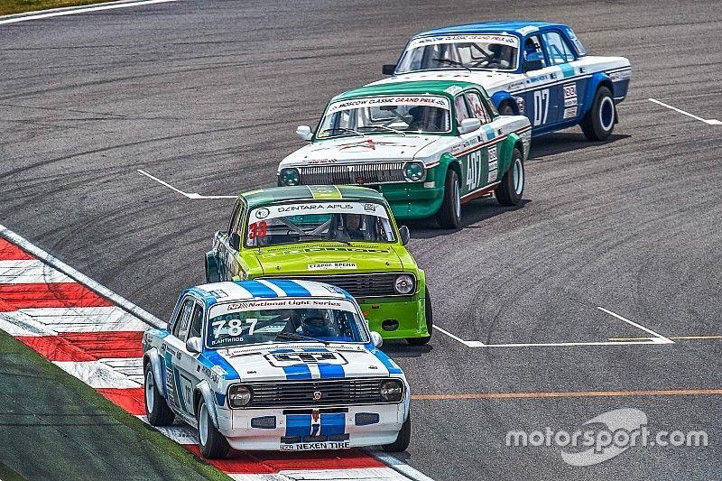 Галерея: Moscow Classic Grand Prix