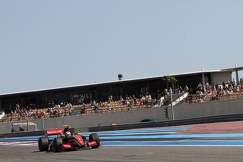 Paul Ricard F3.5: Renault junior Deletraz storms to victory in Race 2