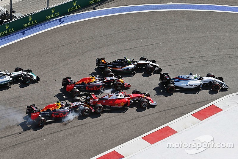 Red Bull: No points after the Turn One