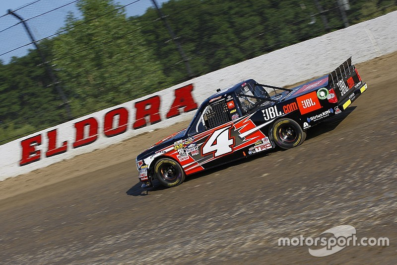 """Christopher Bell: Eldora is """"favorite race track in the world"""""""