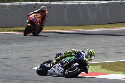 Rossi expects MotoGP to stick with Barcelona's F1 layout