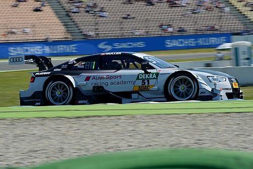 Audi впереди по итогам субботней тренировки