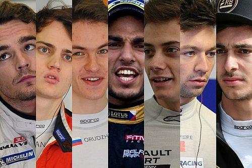 Los siete candidatos para el título de la FR3.5 2016