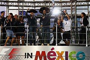 GALERÍA: el GP de México de 2016