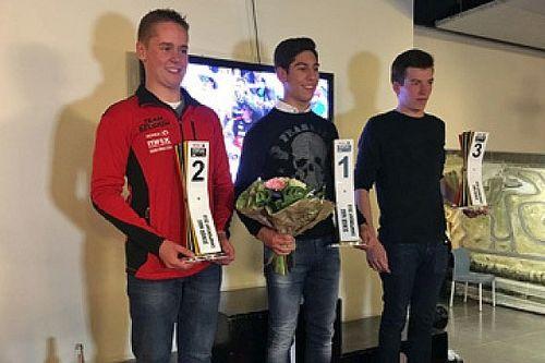 Berkay Besler, Belçika Max Challenge'da Şampiyon Oldu!