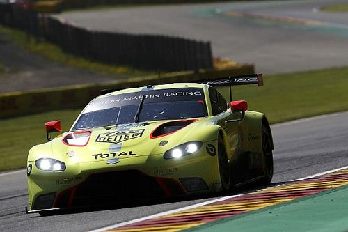 Aston Martin, BMW, Ferrari call for GTE BoP reset