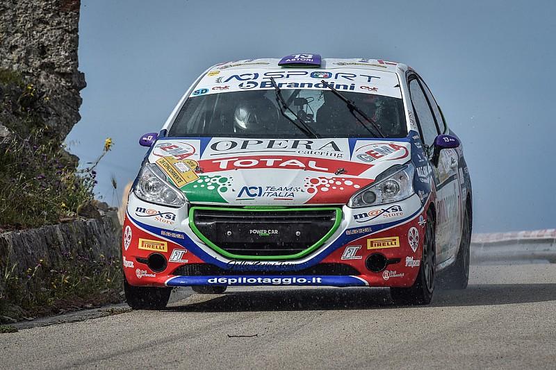 San Marino, Top 208: sfida sullo sterrato