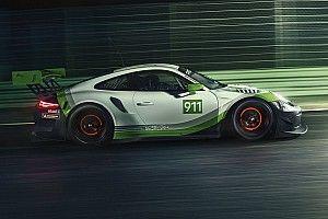 Fotostrecke: Der neue Porsche 911 GT3 R