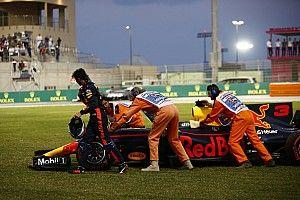 Хорнер остался недоволен надежностью Red Bull в 2017 году