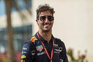 Vídeo: Ricciardo mostra pintura do capacete para 2018
