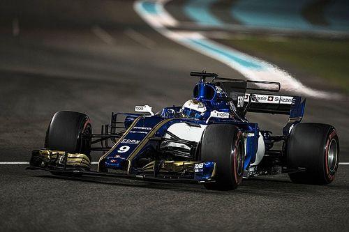 """Ericsson dice que Sauber salvó una temporada """"desastrosa"""" en 2017"""