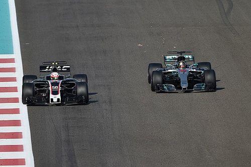 Formel 1 2017 in Abu Dhabi: Ergebnis, 2. Training
