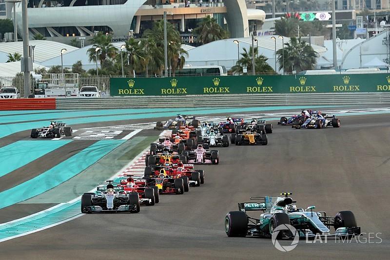 """El aburrido GP de Abu Dhabi """"no era lo que queríamos"""", dice el jefe de la F1"""