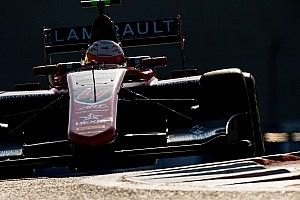 VSC infringement costs Hubert Abu Dhabi GP3 pole