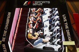 البريطاني برندون ليه يحرز الفوز بلقب بطولة الفورمولا واحد الإلكترونية