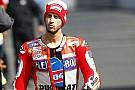 Dovizioso: Saya tidak memiliki kecepatan saat balapan