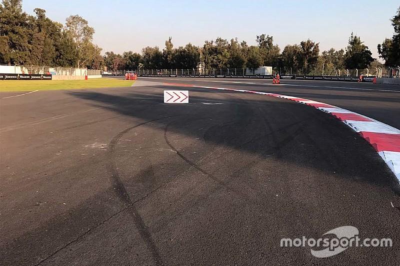 FIA, Meksika GP'si için pist sınırlarında yeni değişiklikler yaptı