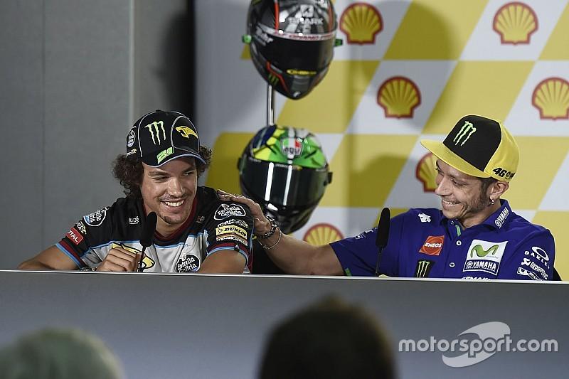 Motor sama, Morbidelli-Rossi akan terbantu