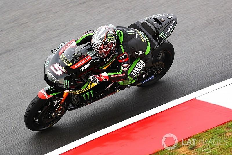 Zarco vorrebbe la stessa Yamaha di Rossi e Vinales nel 2018