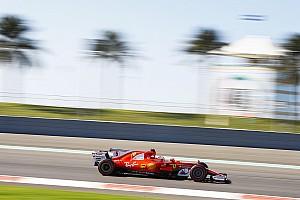 F1轮胎测试收官:维特尔圈速榜第一,库比卡第七