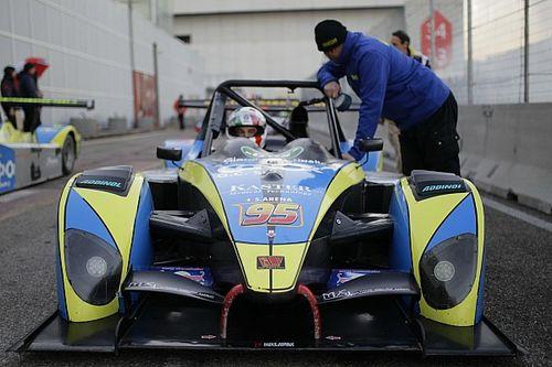 Caliceti e Gamberini insieme nel Campionato Italiano Sport Prototipi