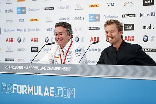Nico Rosberg non farà il team manager in F.E