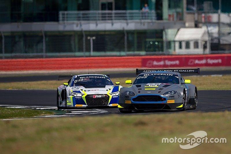 Aston Martin gana bajo investigación y Riberas acaricia el podio en Silverstone