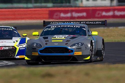 Vaxiviere, Dennis e Thiim portano l'Aston Martin in pole a Silverstone