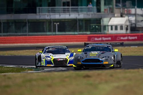 R-Motorsport Aston takes maiden win at Silverstone