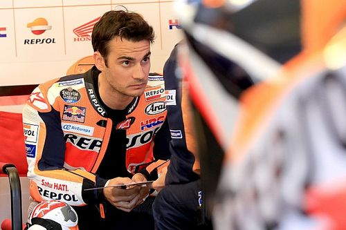Hectic MotoGP schedule hindering Pedrosa's recovery