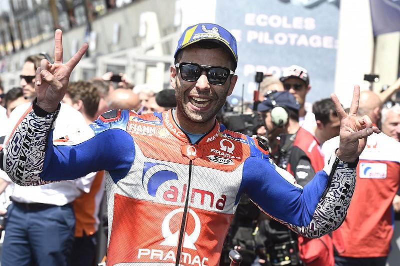 Danilo Petrucci: Ducati-Wechsel schon vor Mugello sicher