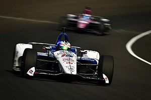 Indy 500: Rahal leads, Power heads no-tows at Day 3 halfway point