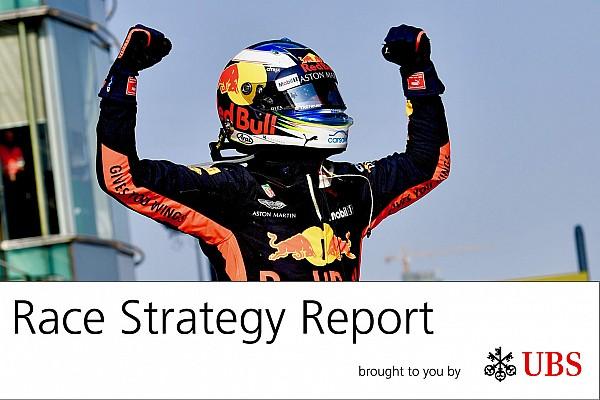 Report strategie: ecco come Red Bull ha beffato Ferrari e Mercedes