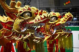 Fórmula 1 Galería Galería: El Gran Premio de China