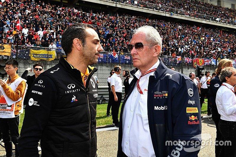 "Red Bull ""a perdu foi en Renault"""