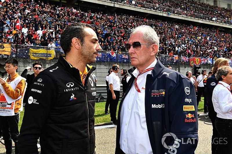 Renault пригрозила отозвать предложение Red Bull по моторам на 2019-й