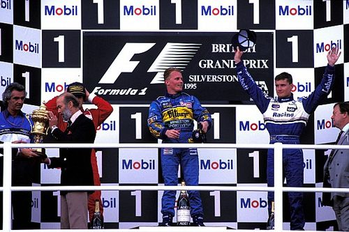 Special: Silverstone 1995, nice guys finish first!