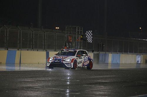 Pioggia a Sakhir, l'inarrestabile Luca Engstler vince gara e titolo