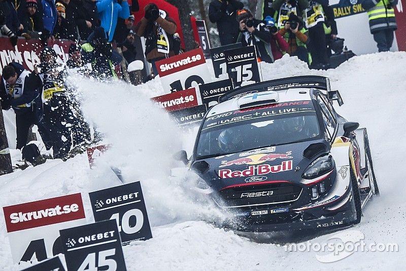 Fotogallery WRC: la terza e ultima tappa del Rally di Svezia 2018
